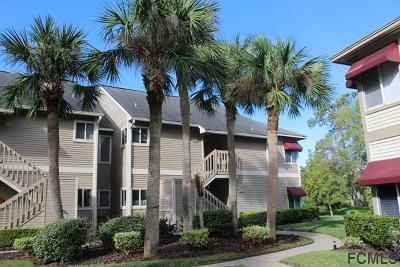 Plantation Bay Condo/Townhouse For Sale: 36 Magnolia Dr S #36