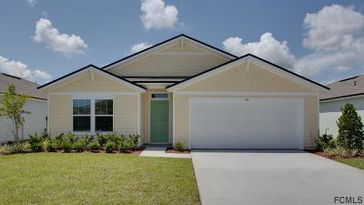 Bunnell Single Family Home For Sale: 121 Golf View Court