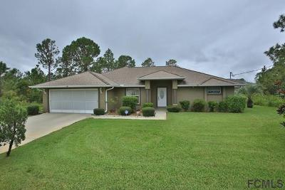 Seminole Woods Single Family Home For Sale: 44 Sea Front Trail