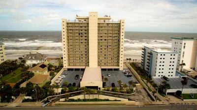 Ormond By The Sea Condo/Townhouse For Sale: 89 S Atlantic Ave #1202