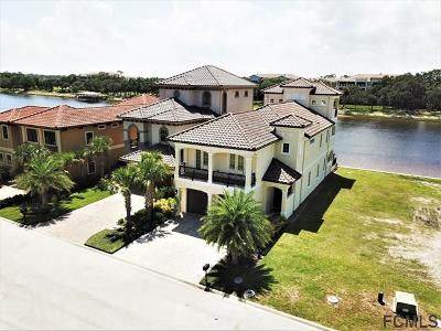 Yacht Harbor at Hammock Beach, Harbor Village Marina/Yacht Harbor Single Family Home For Sale: 351 Harbor Village Pt N