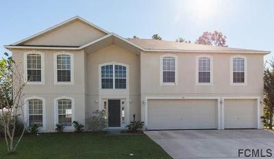 Palm Coast Single Family Home For Sale: 109 Rose Dr