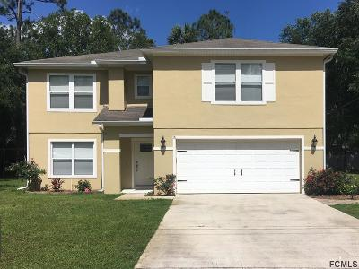 Seminole Woods Single Family Home For Sale: 15 Sexton Place