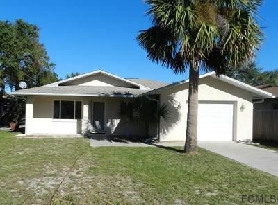 Flagler Beach Single Family Home For Sale: 1835 Flagler Ave S