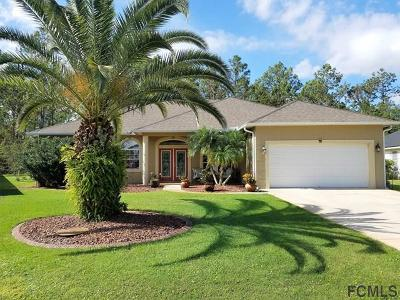 Seminole Woods Single Family Home For Sale: 12 Slipper Trail