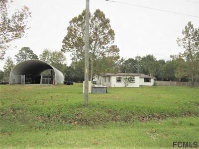Bunnell Single Family Home For Sale: 1681 Aspen St