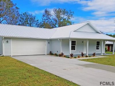 St Augustine Single Family Home For Sale: 264 Cervantes Avenue