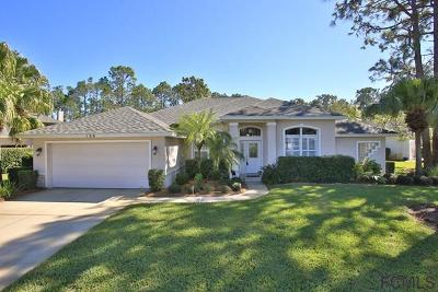 Ormond Beach Single Family Home For Sale: 120 Bay Lake Ct