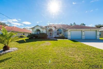Matanzas Woods Single Family Home For Sale: 18 Burroughs Drive