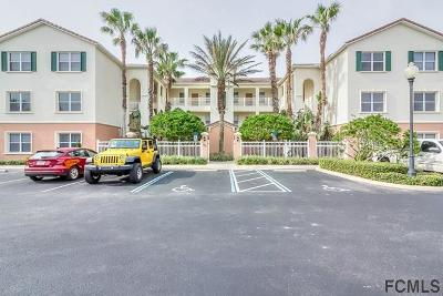 Flagler Beach Condo/Townhouse For Sale: 300 Marina Bay Drive #203