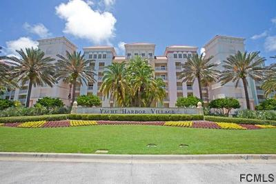 Palm Coast Condo/Townhouse For Sale: 102 Yacht Harbor Dr #470