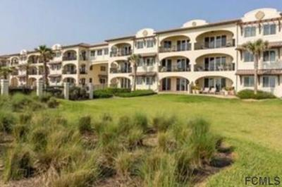 Flagler Beach Condo/Townhouse For Sale: 2450 Ocean Shore Blvd #211