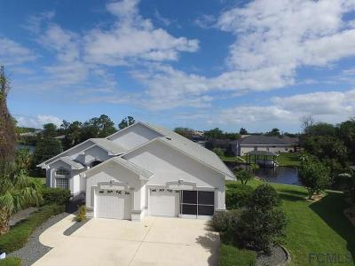 Palm Harbor Single Family Home For Sale: 18 Crabtree Court