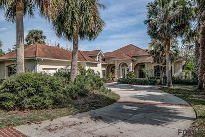 Palm Coast Single Family Home For Sale: 33 Island Estates Pkwy