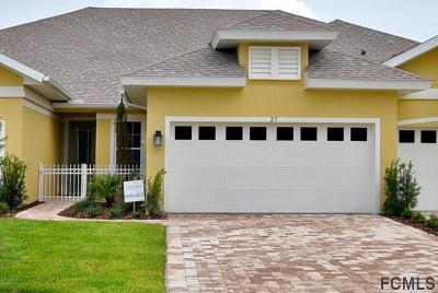 Ormond Beach Condo/Townhouse For Sale: 19 Hawk Roost Ct #146