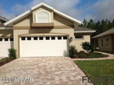 Ormond Beach Condo/Townhouse For Sale: 34 Heron Wing Dr #63