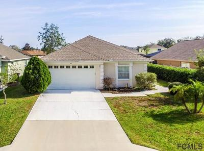 Palm Harbor Single Family Home For Sale: 44 Columbia Lane