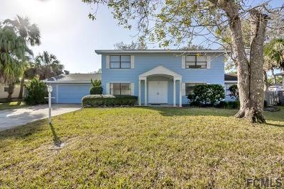 Ormond Beach Single Family Home For Sale: 22 Sandcastle Dr