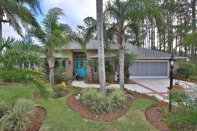 Palm Coast Single Family Home For Sale: 51 Westcedar Ln