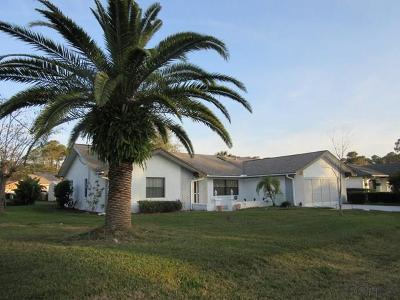 Palm Coast Single Family Home For Sale: 1 Winchester Pl