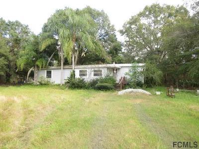 Bunnell Single Family Home For Sale: 2311 Hazelnut Street
