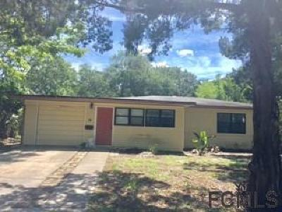 St Augustine Single Family Home For Sale: 16 Coquina Avenue