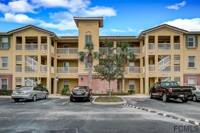 Palm Coast Condo/Townhouse For Sale: 1300 Canopy Walk Lane #1323