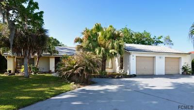 Palm Coast Single Family Home For Sale: 2 Cameo Court