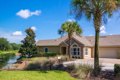 St Augustine Condo/Townhouse For Sale: 84 Calusa Crossing Dr #--