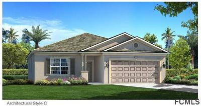 Palm Coast Single Family Home For Sale: 79 Park Place Circle