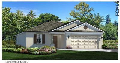 Palm Coast Single Family Home For Sale: 75 Park Place Circle