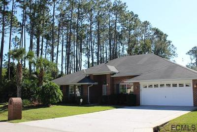 Palm Coast Single Family Home For Sale: 11 Essington Dr