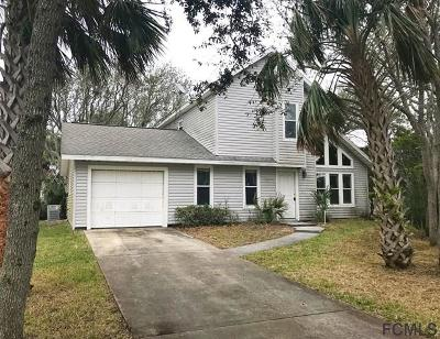 Flagler Beach Single Family Home For Sale: 2325 Flagler Ave S