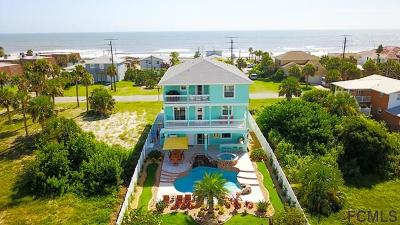 Flagler Beach Single Family Home For Sale: 1822 S Central Ave