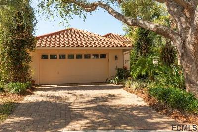 Hammock Dunes Single Family Home For Sale: 13 Laguna Ct