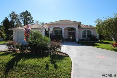 Palm Harbor Single Family Home For Sale: 26 Fellowship Drive