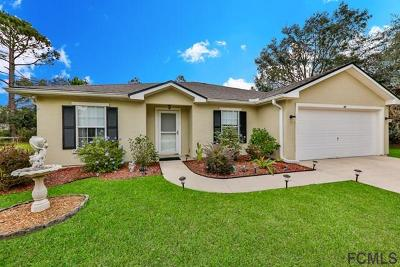 Seminole Woods Single Family Home For Sale: 11 Sea Flower Path