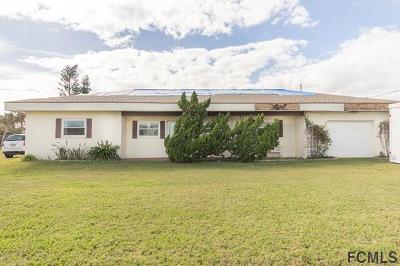 Flagler Beach Single Family Home For Sale: 115 Flagler Ave N