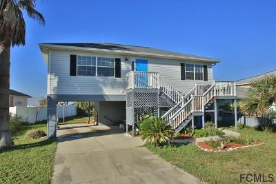 Flagler Beach Single Family Home For Sale: 1901 N Central Ave N