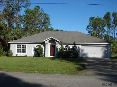 Seminole Woods Single Family Home For Sale: 31 Slumberland Path