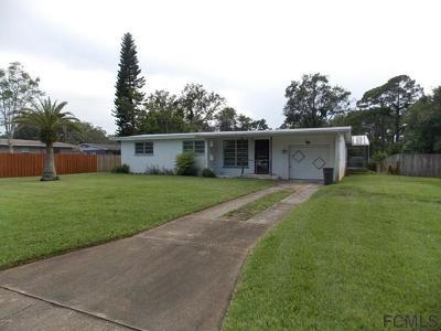 Ormond Beach Single Family Home For Sale: 272 McIntosh Rd