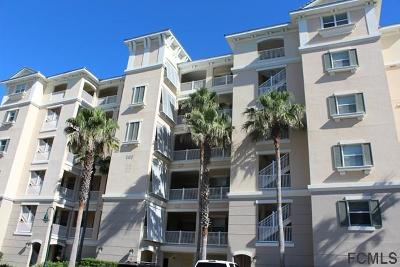 Palm Coast Condo/Townhouse For Sale: 800 Cinnamon Beach Way #754