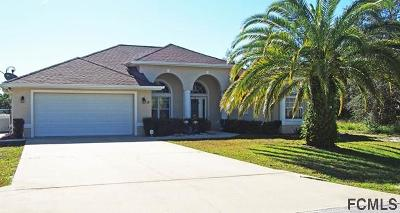 Palm Harbor Single Family Home For Sale: 38 Fircrest Lane