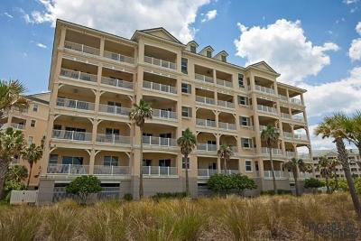 Palm Coast Condo/Townhouse For Sale: 500 Cinnamon Beach Way #461
