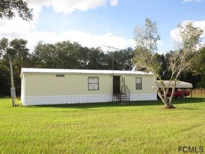 Bunnell Single Family Home For Sale: 542 E Cr 90 E