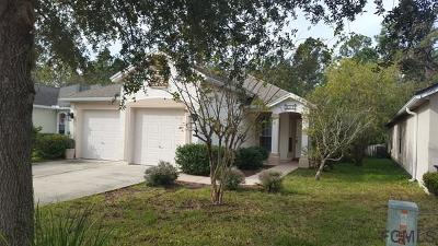 St Augustine Single Family Home For Sale: 2112 West Lymington Way
