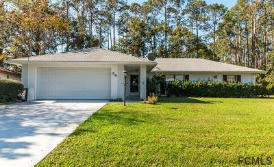 Indian Trails Single Family Home For Sale: 34 Berkshire Ln