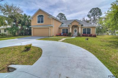 Palm Harbor Single Family Home For Sale: 44 Colechester Ln