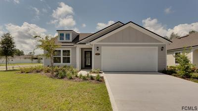 Palm Coast Single Family Home For Sale: 127 Crepe Myrtle Ct