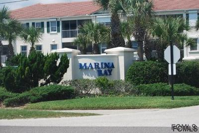 Flagler Beach Condo/Townhouse For Sale: 300 Marina Bay Drive #205